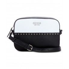 GUESS Kamryn crossbody black multi/silver
