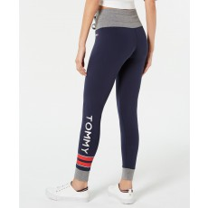 Tommy Hilfiger logo leggings navy