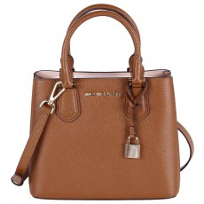 Michael Kors Adele medium messenger luggage