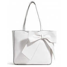 Karl Lagerfeld kabelka Canelle tote white