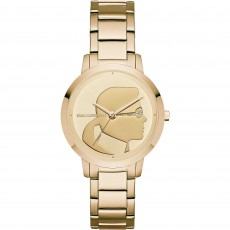 Hodinky KARL LAGERFELD Camille KL2221 gold tone