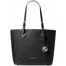 Michael Kors jet set item tote black