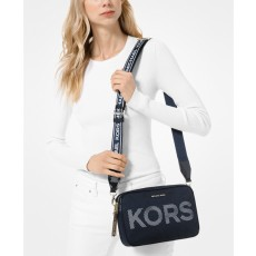 Michael Kors kabelka logo east west crossbody admiral