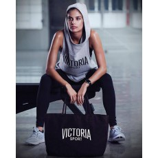 Victoria´s Secret Sport tote large Getaway black