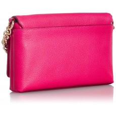 Coach crossbody Crosstown leather pink 53083