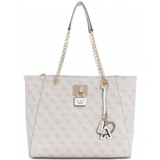 Guess kabelka Downtown cool tote stone multi