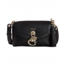 37feb5dcb9 GUESS Gracelyn crossbody kabelka flap černá ...
