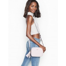 Victoria´s Secret 2 v 1 crossbody kabelka light pink