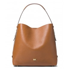 Kabelka s pouzdrem Michael Kors Griffin large leather acorn