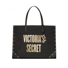 Victoria´s Secret kabelka studded tote black