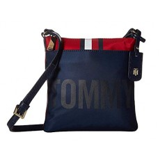 Tommy Hilfiger crossbody Julia navy/red