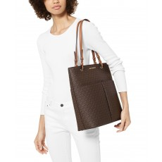 Michael Kors kabelka Bedford large north south tote brown