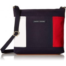 Tommy Hilfiger crossbody flag canvas