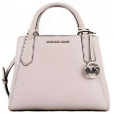 Michael Kors Kimberly small crossbody šedá