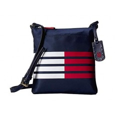 Tommy Hilfiger crossbody Julia north/south navy