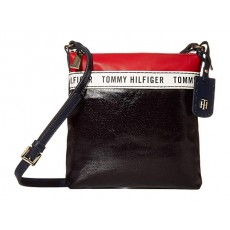 Tommy Hilfiger crossbody Julia navy/red/white
