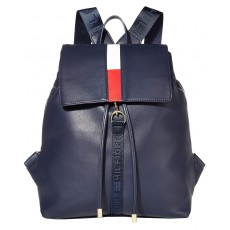 Tommy Hilfiger batoh Carolina smooth pvc navy