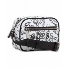 GUESS Manhattan graffiti crossbody