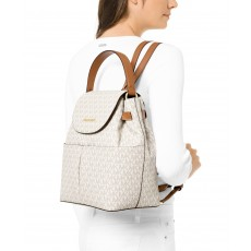 Michael Kors batoh Bedford backpack large vanilla