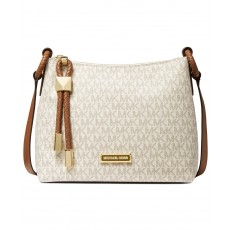 Michael Kors crossbody large signature vanilla