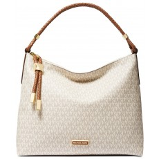 Michael Kors kabelka Lexington large signature vanilla