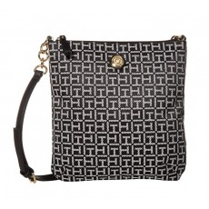 Tommy Hilfiger In Chains crossbody black white