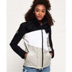 Superdry dámská bunda Arctic Hooded Splice SD-Windcheater