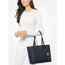 Michael Kors jet set travel small logo kabelka admiral