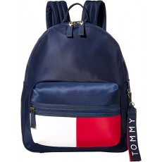 Tommy Hilfiger batoh Leah nylon navy/white/red