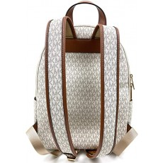 Michael Kors batoh Erin large backpack vanilla