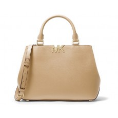 Michael Kors kabelka Florence medium saffiano leather bisque