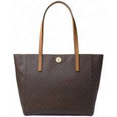 Michael Kors Rivington signature extra large brown