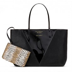 Victoria´s Secret Carryall tote large + tiger pouch