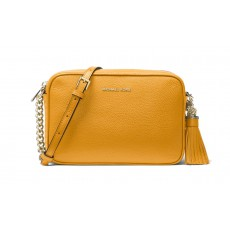Michael Kors Ginny medium camera marigold