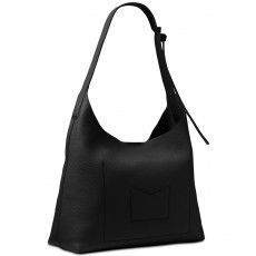 Michael Kors Junie hobo black gold