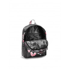 Victoria´s Secret graffiti city backpack black 2018