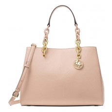 Michael Kors Cynthia medium saffiano soft pink