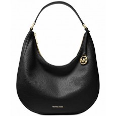 MICHAEL Michael Kors Lydia large hobo black
