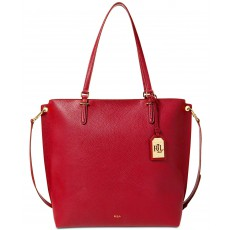 Ralph Lauren kabelka Abby medium red