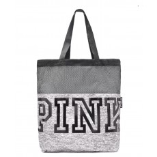 Victoria´s Secret PINK Marle tote grey