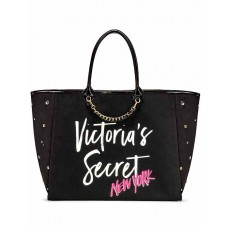 Victoria´s Secret Angel NY city tote black