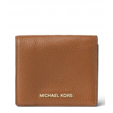 Michael Kors peněženka Mercer leather flap card luggage
