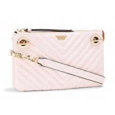 Victoria´s Secret quilted crossbody růžová