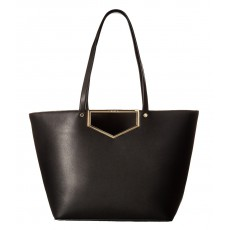 Calvin Klein Novelty cut out tote black